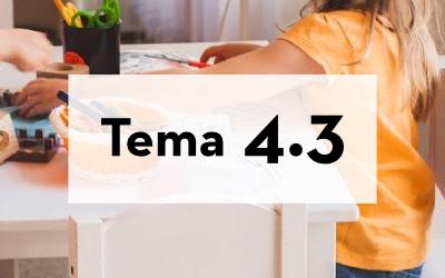 4.3 Salón – Comedor – Cuarto de juegos – Estudio