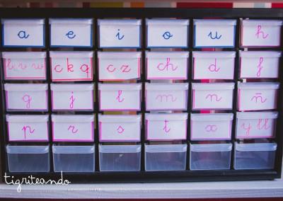 Como fabricar y usar la caja de los sonidos Montessori