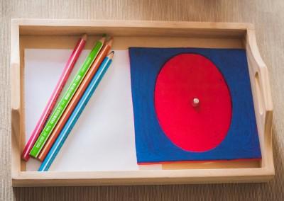 Resaques (no) metálicos Montessori DIY