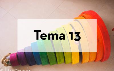 13.HERRAMIENTAS I: NUESTRA ACTITUD
