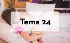 24.Características especiales para niños pequeños
