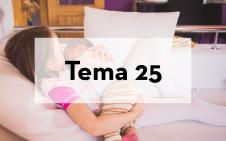 25.Características especiales para niños preescolares