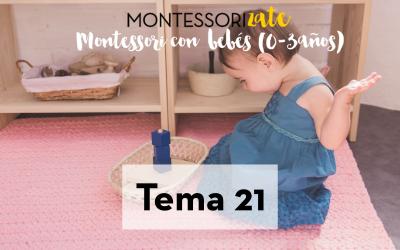 21.Actividades Deambuladores 18 – 36 meses