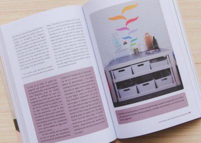 Con ideas para organizar tu hogar
