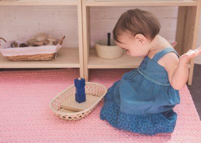 Montessori con bebes