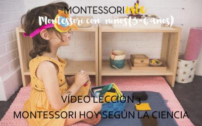 3.Ciencia y Montessori